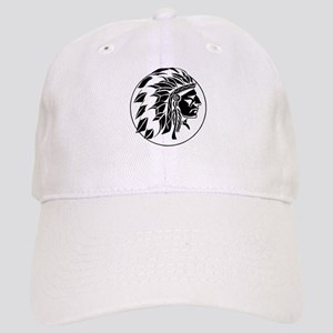 Indian Chief Head Cap