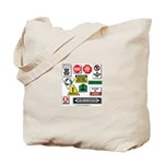 Planetpals Earth Design Tote Bag
