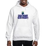 earthday_Birthday Hooded Sweatshirt