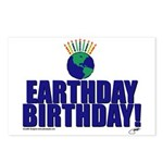 earthday_Birthday Postcards (Package of 8)