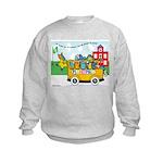 planetpals Earthday Everyday Kids Sweatshirt