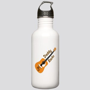 My Daddy Rocks Stainless Water Bottle 1.0L