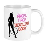 Angel face.... Mug