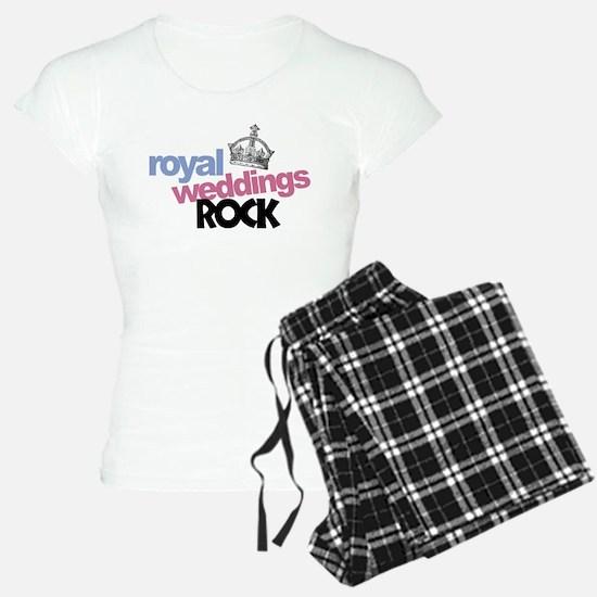 Royal Weddings Rock Pajamas