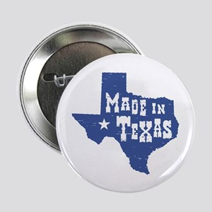 Made in Texas Button