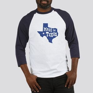 Made in Texas Baseball Jersey