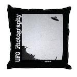 UFO Photography 5 Throw Pillow