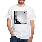 UFO Photography 5 White T-Shirt