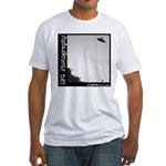 UFO Photography 5 Fitted T-Shirt