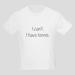 Tennis Kids Light T-Shirt