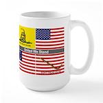 Large United We Stand Mug