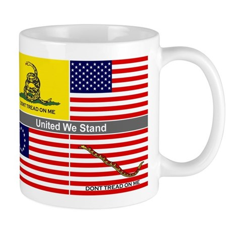 United We Stand Coffee Mug