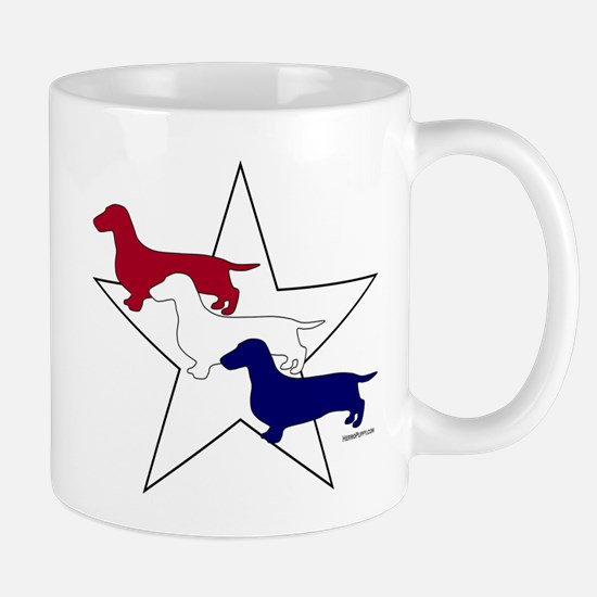 Patriotic Doxies Mug