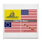 United We Stand Coaster