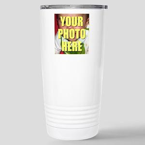 Custom Photo Stainless Steel Travel Mug
