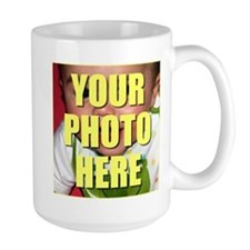 Custom Photo Large Mug