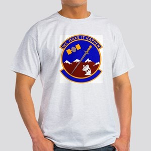 1001st Security Police Ash Grey T-Shirt