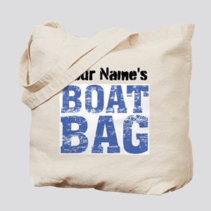 Customize This Boat Bag Tote Bag