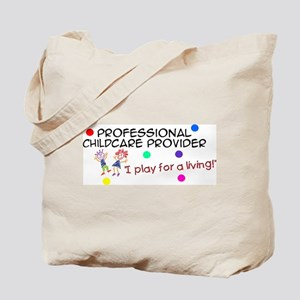 Daycare Living Tote Bag