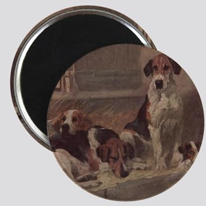 Foxhound Gifts-1 Magnet