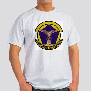 1101st Security Police Ash Grey T-Shirt