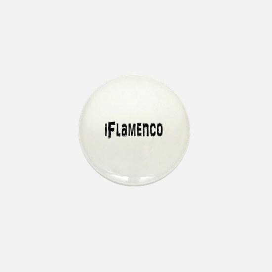 Unique Flamenco Mini Button
