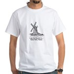 Windmill White T-Shirt
