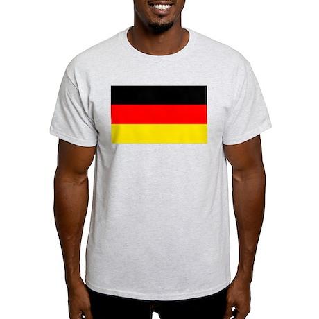 German Flag Light T-Shirt