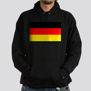 German Flag Hoodie (dark)