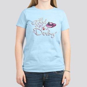 Good Girls Love Derby Women's Light T-Shirt