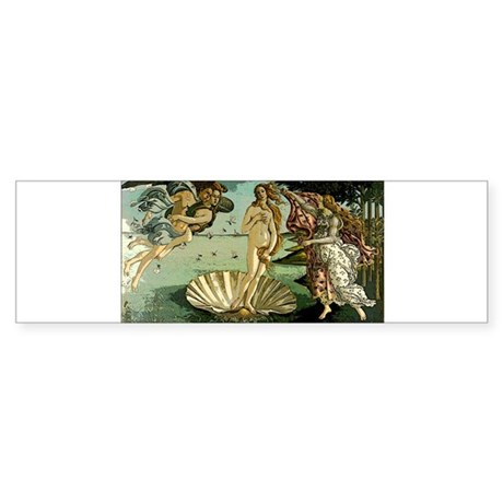 The Birth of Venus Sticker (Bumper 10 pk)