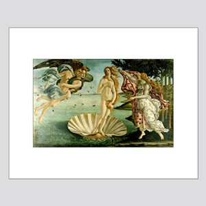 The Birth of Venus Small Poster