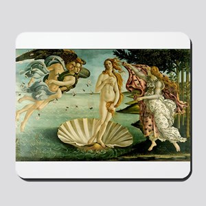 The Birth of Venus Mousepad