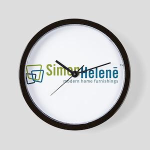 SimonHelene Wall Clock