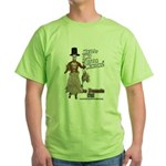 Dr. GriGri: Hello My Little Minions T-Shirt Green