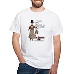 Dr. GriGri: Hello, My Little Minions White T-Shirt