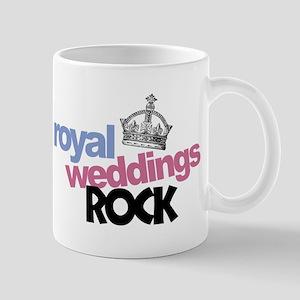 Royal Weddings Rock Mug