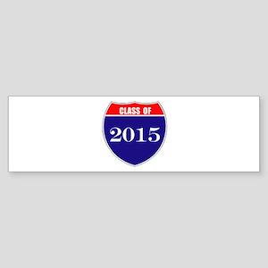 Class of 2015 Sticker (Bumper)