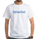 HSP Gifts White T-Shirt