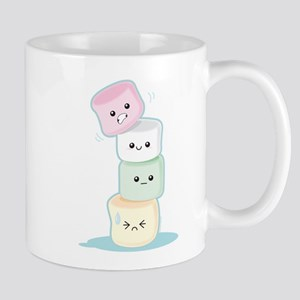 Stacked Marshmallows Mug