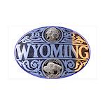 Wyoming 38.5 x 24.5 Wall Peel