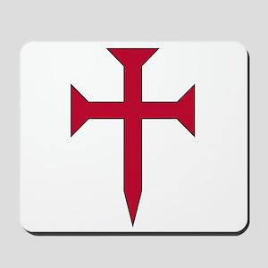 Cross Fichee Mousepad