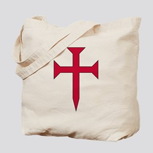 Cross Fichee Tote Bag