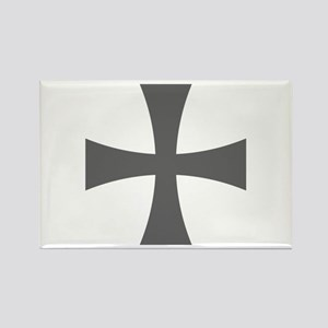 Cross Formee Rectangle Magnet