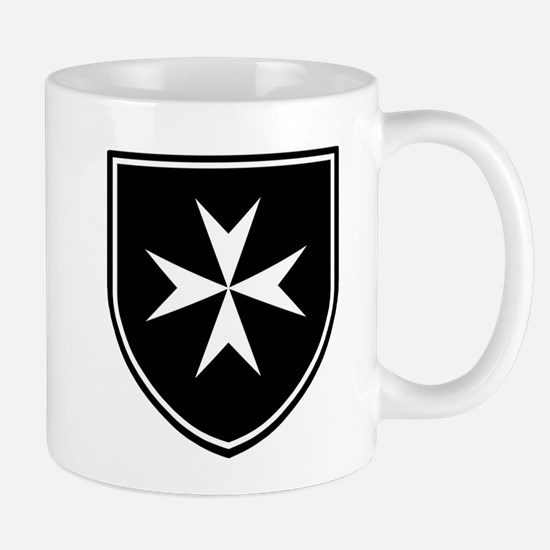 Cross of Malta Mug