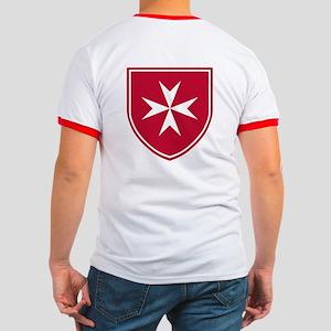 Cross of Malta Ringer T
