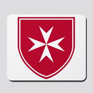Cross of Malta Mousepad