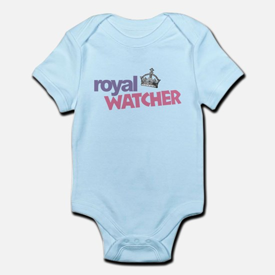 Royal Watcher Infant Bodysuit