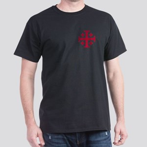 Cross Potent Dark T-Shirt