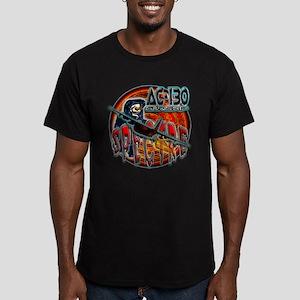 USAF AC-130 Spectre Gunship Men's Fitted T-Shirt (